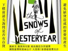 二手書博民逛書店The罕見Snows Of Yesteryear-昨天的雪Y436638 Rezzori-gregor-von