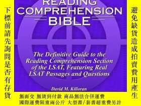 二手書博民逛書店The罕見Powerscore Lsat Reading Comprehension BibleY256260