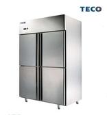 TECO 東元 900公升 商用變頻冰箱 RB0900XC4C 全冷凍