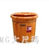 清風香柏木桶泡腳木桶洗腳木桶帶蓋足浴盆洗腳盆洗腳木桶 QQ24782『MG大尺碼』