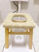 實木老人殘疾成人坐便椅孕婦上廁所坐便器加固可移動馬桶家用防滑 露露日記