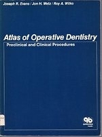 二手書博民逛書店《Atlas of operative dentistry :