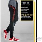 運動褲男速干春夏季薄款透氣收腿跑步訓練健身籃球寬鬆休閒褲