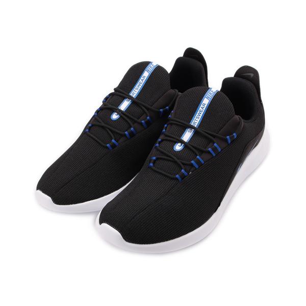 NIKE VIALE 輕量襪套跑鞋 黑藍白 AA2181-014 男鞋 鞋全家福