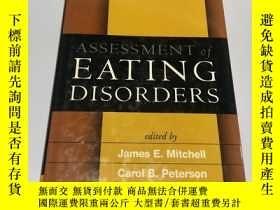 二手書博民逛書店assessment罕見of eating disordersY237539 Guilford 出版200
