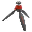 黑熊館 Manfrotto 曼富圖 PIXI 輕巧迷你腳架 紅 MTPIXI-RD 手持兩用桌上型三角架