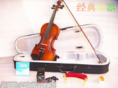 初學者成人兒童木質小提琴  專業考級小提琴 伊莎公主