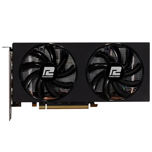 PowerColor 撼訊 Radeon RX5600 XT 6GB GDDR6 PCIE 4.0 顯示卡 AXRX 5600XT 6GBD6-3DH/OC