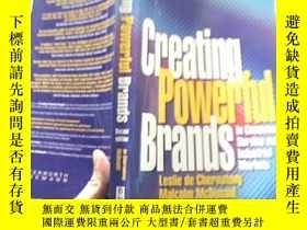 二手書博民逛書店Creating罕見powerful BrandsY4246 I