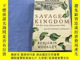 二手書博民逛書店Savage罕見Kingdom: The True Story