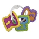 Chicco 寶貝學習數字鑰匙手搖鈴(CEL595300) 149元