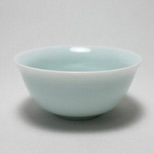 中式龍泉窯青瓷陶瓷餐具碗