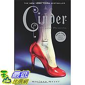 [ 美國直購 2016 暢銷書] Cinder: Book One of the Lunar Chronicles Paperback