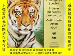 二手書博民逛書店Endangered罕見SpeciesY95129