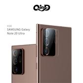 【愛瘋潮】QinD SAMSUNG Note 20、Note 20 Ultra 鏡頭玻璃貼(兩片裝)