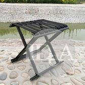 IDEA 加厚折疊椅子 輕便 戶外運動 露營 釣魚 便攜 輕巧 休閒 沙灘 椅凳 小椅子 迷你