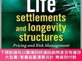 二手書博民逛書店預訂Life罕見Settlements And Longevity Structures - Pricing An