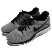 Nike 休閒鞋 Tanjun Racer 黑 白 雪花 百搭 舒適泡棉鞋底 黑白 運動鞋 男鞋【PUMP306】 921669-004