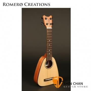 【烏克麗麗】【17吋單板】 【系列:Pepe Romero】【ROMERO CREATIONS XS Soprano】【附原廠硬盒】