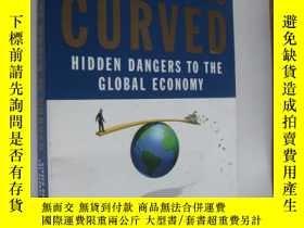 二手書博民逛書店The罕見world is curved:hidden dang