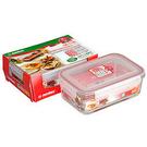 《真心良品》耐熱玻璃保鮮盒(1100ml)
