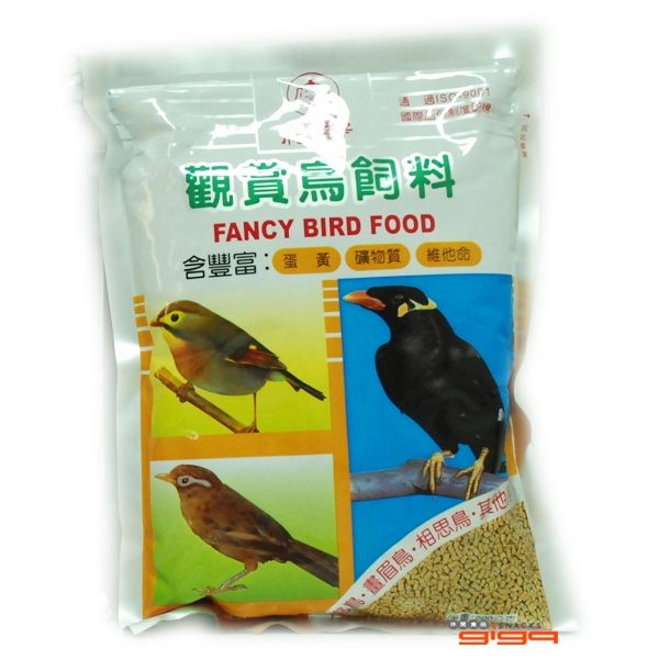 【吉嘉食品】福壽牌-觀賞鳥飼料 1包600公克32元[#1]{VC011}