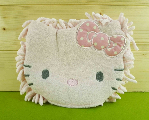 【震撼精品百貨】Hello Kitty 凱蒂貓~造型清潔把套~粉【共1款】
