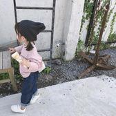 女童長袖上衣 秋新款時尚兒童親子T恤韓版潮 寶寶「輕時光」
