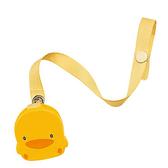 黃色小鴨 PIYOPIYO 造型奶嘴鍊 83038 好娃娃