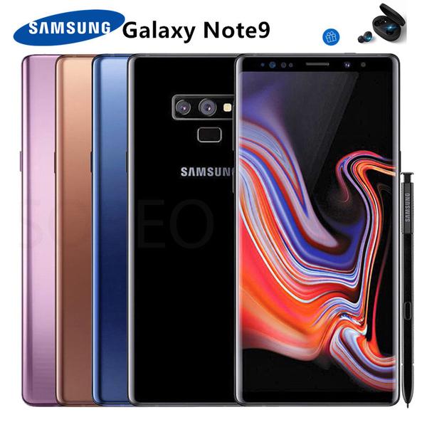 全新未拆Samsung Galaxy Note9 8G/512G N960U高通核心 支援三星PAY悠遊卡 保固18個月
