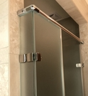 【麗室衛浴】 B-393  淋浴拉門專用崁入式減力桿 各式拉門專用崁入式支撐桿