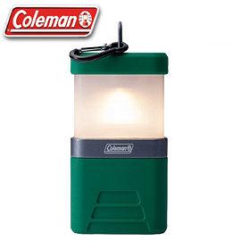 【偉盟公司貨】丹大戶外【Coleman】CM-4796J Pack Away 伸縮LED營燈(綠) 野營燈/LED燈