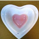 日本陶瓷【小田陶器】心型碗 愛情碗 友情缽 餐碗 陶瓷 餐具 前菜碗 湯碗 造型碗