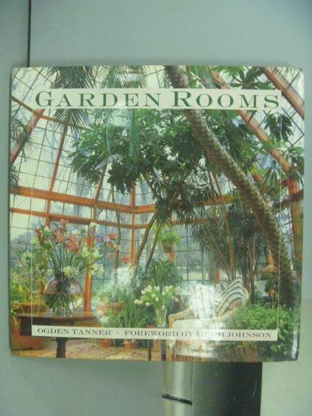 【書寶二手書T2/建築_QMW】Garden Rooms