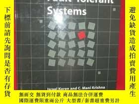 二手書博民逛書店Fault-Tolerant罕見Systems ( 16開,硬精