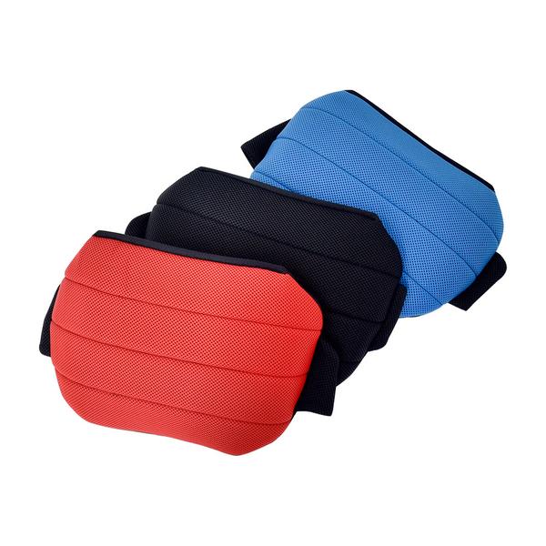 靠枕/靠墊/腰靠/午安枕 凱堡 辦公椅專用 氣墊腰椎支撐墊【LAS-1601O】