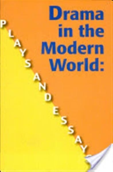 (二手書)Drama in the Modern World : Plays & Essays
