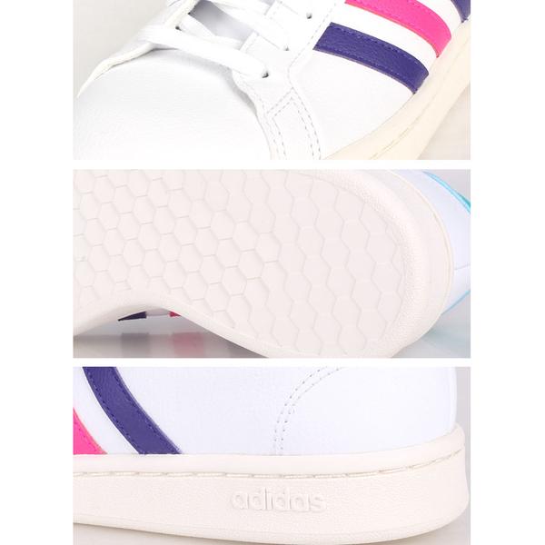 ADIDAS GRAND COURT 女休閒運動鞋(免運 慢跑 愛迪達≡體院≡ EF9192_1