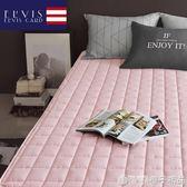 抗菌防螨 全棉床墊床褥墊子1.8x2.0米1.5m墊被家用加厚保護墊褥子  橙子精品