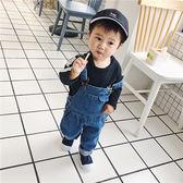 男童2018新款小寶寶夏季背帶褲嬰兒幼兒童