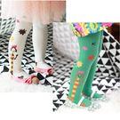 褲襪 童襪 襪子 卡通 公主 日系風格 舒適 二色 寶貝童衣
