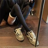 春秋2021新款蕾絲花邊拼接過膝長筒襪少女加厚美腿打底學生高筒襪 璐璐生活館