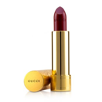 SW Gucci-93 絲緞唇膏金管唇膏 Rouge A Levres Satin Lip Colour - #504 Myra Crimson