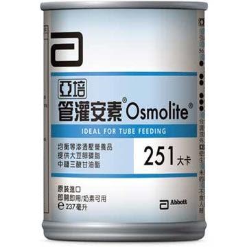 (加贈2罐)亞培管灌安素(237ml x 24罐/箱【媽媽藥妝】