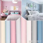 壁貼壁紙牆紙自黏防水3d立體牆貼傢俱翻新貼紙宿舍寢室牆面裝飾即時貼 NMS蘿莉小腳ㄚ