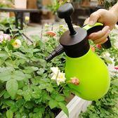 虹越定制1.5L氣壓噴霧器檸檬綠噴水壺灑水壺家庭澆水澆花工具 T
