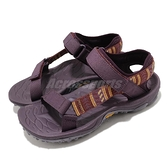 Merrell 涼拖鞋 Kahuna Web 紫 黃 女鞋 魔鬼氈 戶外涼鞋 涼鞋 【ACS】 ML002050