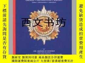二手書博民逛書店【罕見】1995年平裝版MEDALS & DECORATIONS