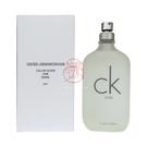 CK ONE 淡香水 TESTER 200ML【岡山真愛香水化妝品批發館】