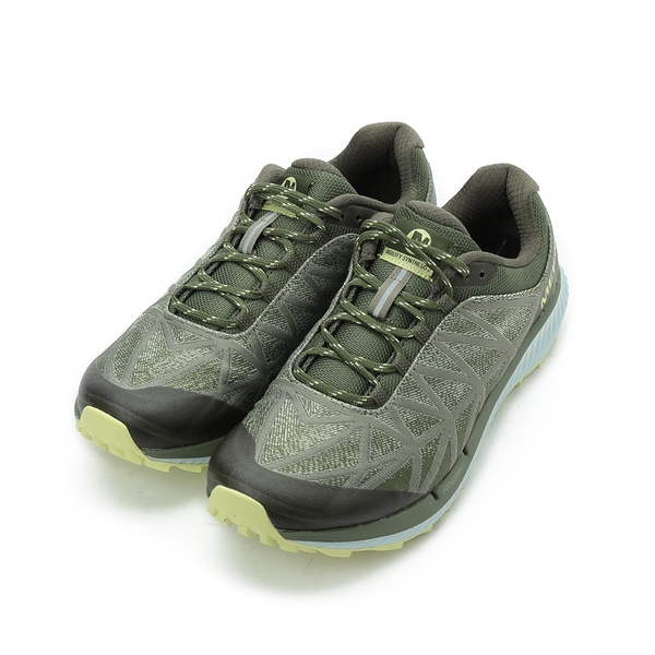 MERRELL AGILITY SYNTHESIS 2 越野跑鞋 橄欖綠 ML135269 男鞋 登山│健行│郊山│多功能│戶外